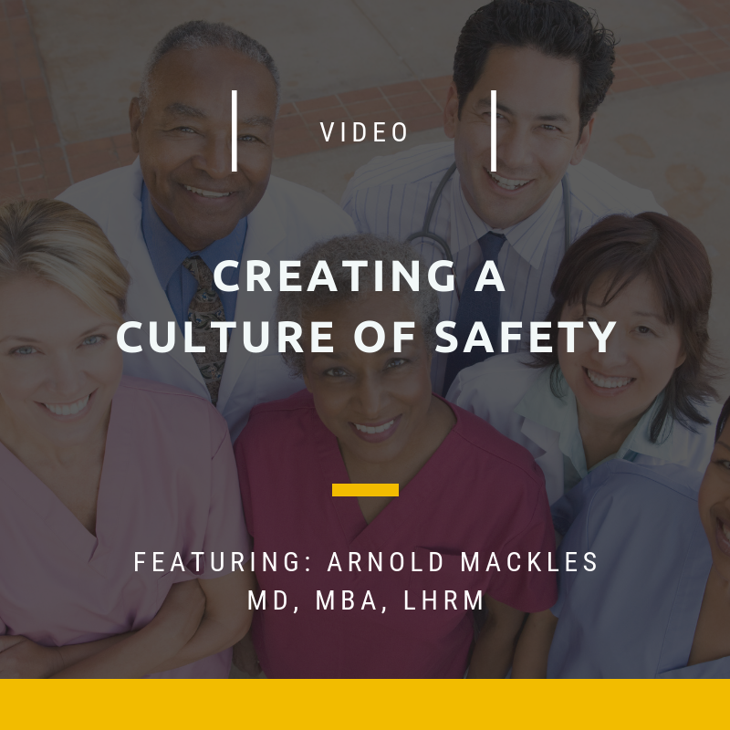 Video_ Creating a Culture of Safety