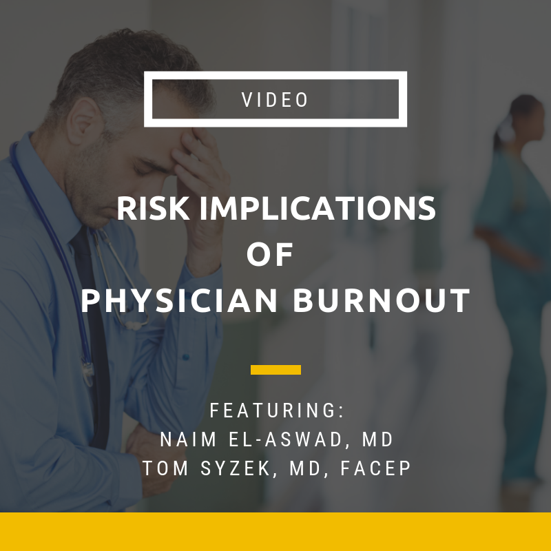 Video_ Physician Burnout